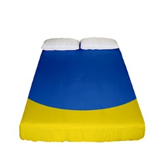 Ukrainian Air Force Roundel Fitted Sheet (Full/ Double Size)