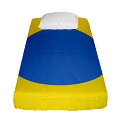 Ukrainian Air Force Roundel Fitted Sheet (Single Size)