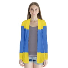 Ukrainian Air Force Roundel Cardigans