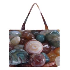 Rain Flower Stones Is A Special Type Of Stone Medium Tote Bag