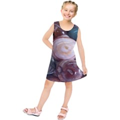 Rain Flower Stones Is A Special Type Of Stone Kids  Tunic Dress