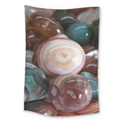 Rain Flower Stones Is A Special Type Of Stone Large Tapestry