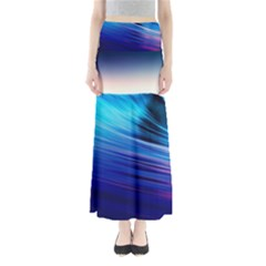 Rolling Waves Maxi Skirts