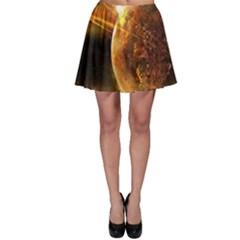 Sci Fi Planet Skater Skirt