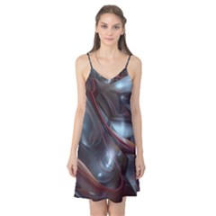 Shells Around Tubes Abstract Camis Nightgown