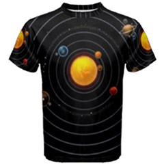 Solar System Men s Cotton Tee