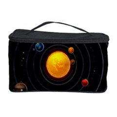 Solar System Cosmetic Storage Case