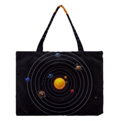 Solar System Medium Tote Bag