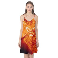 Spectacular Solar Prominence Camis Nightgown