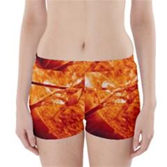 Spectacular Solar Prominence Boyleg Bikini Wrap Bottoms