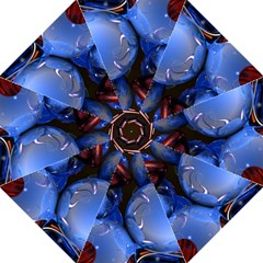 Spheres With Horns 3d Folding Umbrellas