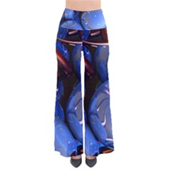 Spheres With Horns 3d Pants