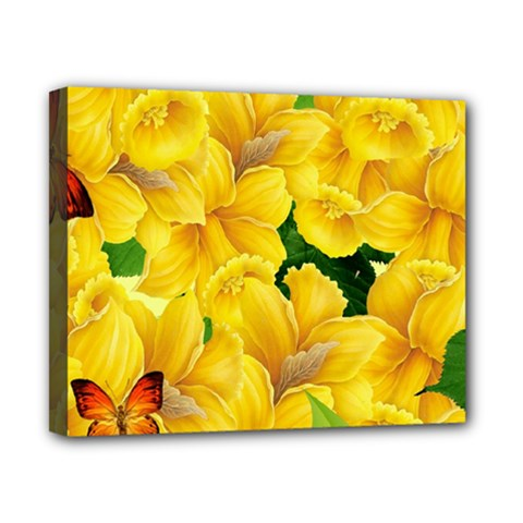 Springs First Arrivals Canvas 10  X 8