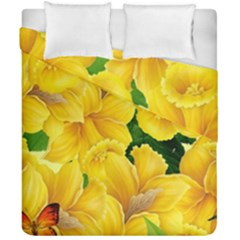 Springs First Arrivals Duvet Cover Double Side (california King Size)