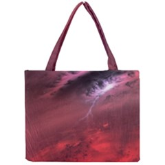 Storm Clouds And Rain Molten Iron May Be Common Occurrences Of Failed Stars Known As Brown Dwarfs Mini Tote Bag