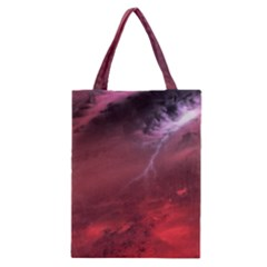 Storm Clouds And Rain Molten Iron May Be Common Occurrences Of Failed Stars Known As Brown Dwarfs Classic Tote Bag