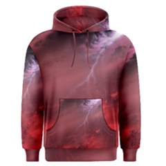 Storm Clouds And Rain Molten Iron May Be Common Occurrences Of Failed Stars Known As Brown Dwarfs Men s Pullover Hoodie
