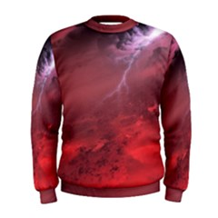 Storm Clouds And Rain Molten Iron May Be Common Occurrences Of Failed Stars Known As Brown Dwarfs Men s Sweatshirt