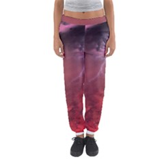 Storm Clouds And Rain Molten Iron May Be Common Occurrences Of Failed Stars Known As Brown Dwarfs Women s Jogger Sweatpants