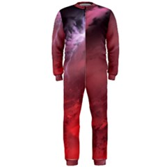 Storm Clouds And Rain Molten Iron May Be Common Occurrences Of Failed Stars Known As Brown Dwarfs Onepiece Jumpsuit (men)