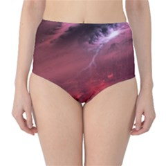 Storm Clouds And Rain Molten Iron May Be Common Occurrences Of Failed Stars Known As Brown Dwarfs High Waist Bikini Bottoms