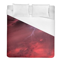 Storm Clouds And Rain Molten Iron May Be Common Occurrences Of Failed Stars Known As Brown Dwarfs Duvet Cover (full/ Double Size)