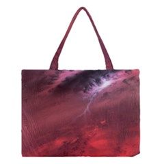 Storm Clouds And Rain Molten Iron May Be Common Occurrences Of Failed Stars Known As Brown Dwarfs Medium Tote Bag