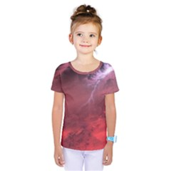 Storm Clouds And Rain Molten Iron May Be Common Occurrences Of Failed Stars Known As Brown Dwarfs Kids  One Piece Tee