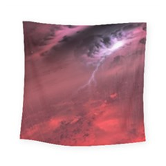 Storm Clouds And Rain Molten Iron May Be Common Occurrences Of Failed Stars Known As Brown Dwarfs Square Tapestry (small)