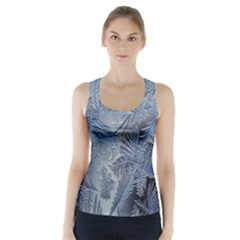 Frost Leafe Racer Back Sports Top