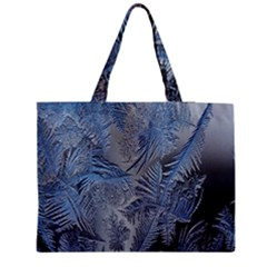 Frost Leafe Medium Tote Bag