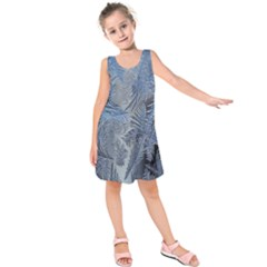 Frost Leafe Kids  Sleeveless Dress