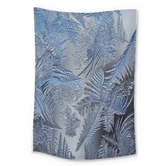 Frost Leafe Large Tapestry