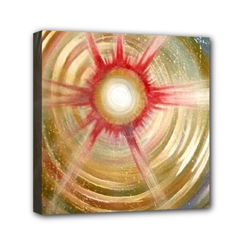 The Painters Universe Mini Canvas 6  X 6