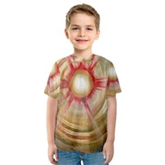 The Painters Universe Kids  Sport Mesh Tee