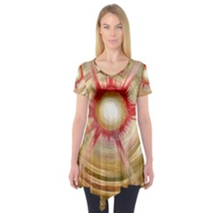 The Painters Universe Short Sleeve Tunic