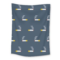 Cigarette Grey Medium Tapestry