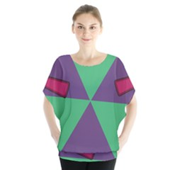 Daily Spinner Signpost Blouse