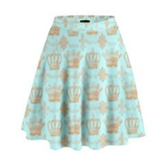 Crown King Paris High Waist Skirt