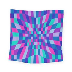 Flag Color Square Tapestry (small)