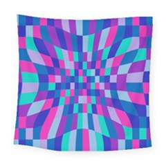 Flag Color Square Tapestry (large)