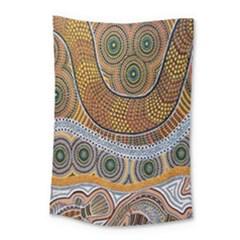 Batik Small Tapestry