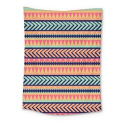 Chevron Wave Medium Tapestry