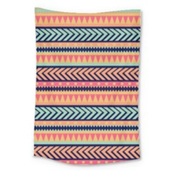 Chevron Wave Large Tapestry