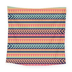 Chevron Wave Square Tapestry (large)