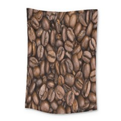 Coffee Beans Small Tapestry