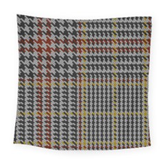 Glen Woven Fabric Square Tapestry (large)