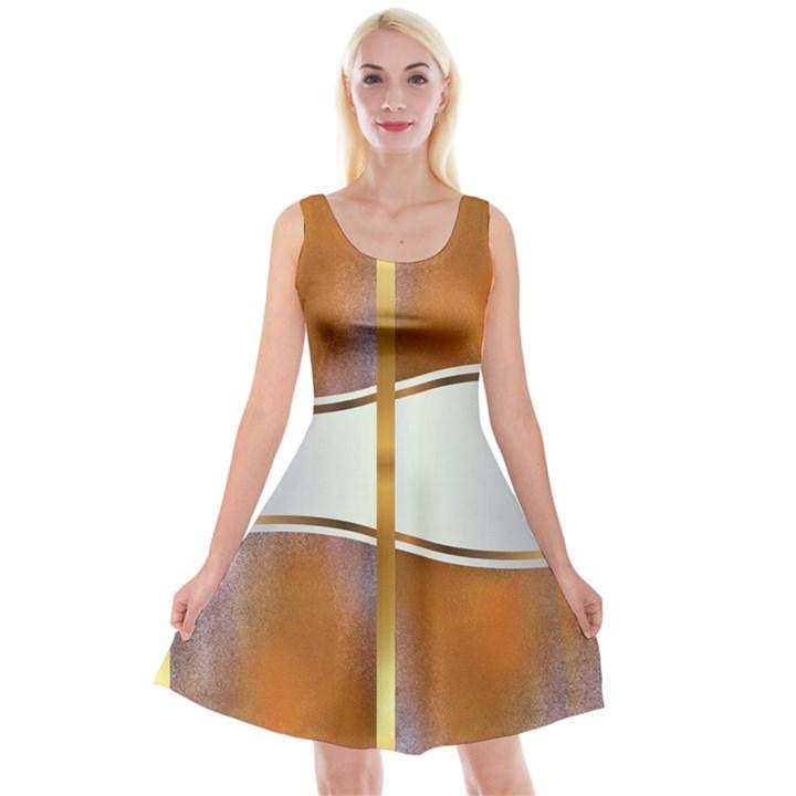 In gold-Annabellerockz-2 Reversible Velvet Sleeveless Dress