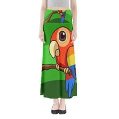 Parrots Pinterest Maxi Skirts