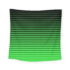 Neon Green Square Tapestry (small)